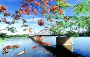 Image result for sông hương hue images
