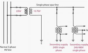 220v 4 Wire Diagram - Wiring Diagram Data