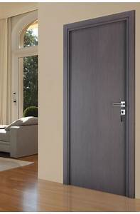 Porte Maison Interieur : porte interieure miro finition chene cendre porte design et bloc porte modele reivilo premium ~ Teatrodelosmanantiales.com Idées de Décoration