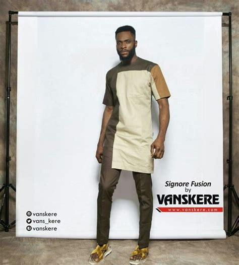 15 Modern Native Wear Designs For Nigerian Men 12 Shirts