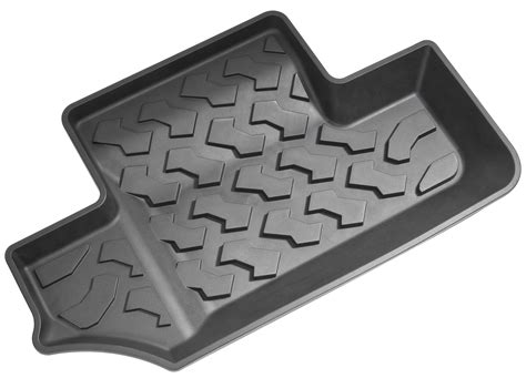 Quadratec All Weather Floor Mats by Quadratec 174 Ultimate All Weather Front Rear Floor Liners