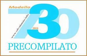 Modello 730 precompilato 2018 Inps da scaricare
