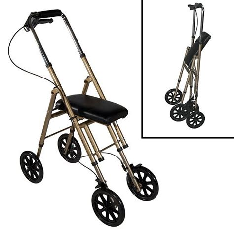 mobility aids senior living walker walking walkers adult knee equipment seniors better idoso safety scooter therapy stand