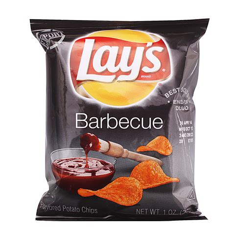 lays barbecue potato chips   redmart