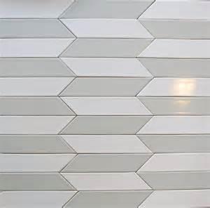 ceramic chevron subway tile gray silver fox modwalls tile modwalls tile
