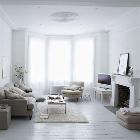 Белая гостиная как выбрать стиль, акценты и детали + 45
