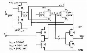 Activity  Cmos Logic Circuits  Transmission Gate Xor