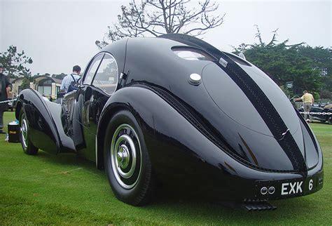 1936 Bugatti Type 57sc Atlantic Sells For  Million