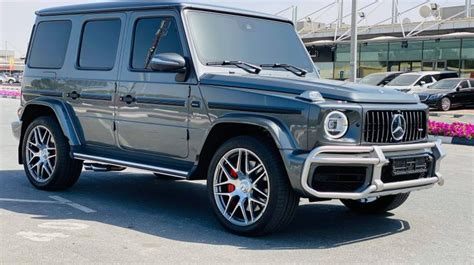 The new and enhanced model of 2019 brings some of the greatest improvements in the iconic mercedes g63. Mercedes G63 2019 - Carooza | USED-NEW CARS FOR SALE | SELL CARS | سوق السيارات في الأمارات