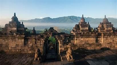 Semarang Indonesia Borobudur Desktop Wallpapers Hq Azamara