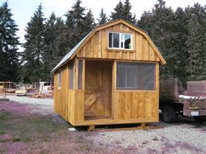shed homes plans cut sheds barn style