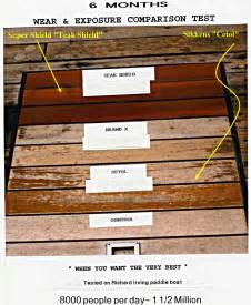 Sikkens Solid Deck Stain Colors by Shield Beats Sikkens Deck Safari And