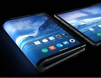 Foldable Flexpai Phone Smartphone Royole Samsung Commercial