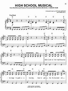 High School Musical | Sheet Music Direct