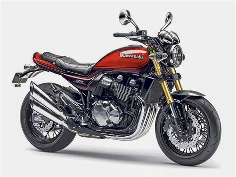 Kawasaki Z900rs Image by Leaked Images Of The 2018 Kawasaki Z900rs Retro Bike