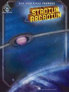 Stadium Arcadium Sheet Music By The Red Hot Chili Peppers ...