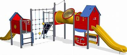 Playground Transparent Clipart Outside Empty Play Border