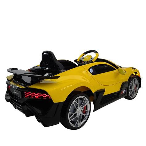 There are currently 22 bugatti cars as well as thousands of other iconic classic and collectors cars for sale on classic driver. Electric Bugatti Divo HL338-yellow 12 volt Ride On Car 1 ...