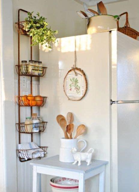 kitchen wall organization ideas 27 smart kitchen wall storage ideas shelterness