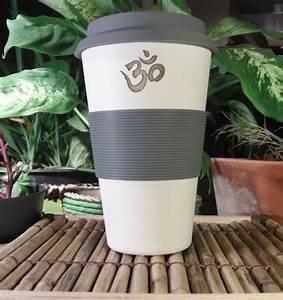 To Go Becher Bambus : freakulized bambus coffee to go becher mit om motiv avocadostore ~ Orissabook.com Haus und Dekorationen