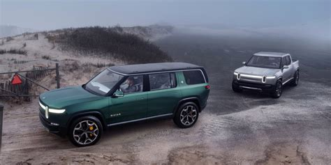 rivian rt electric pickup truck owners