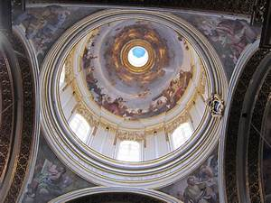 Astronomy Dome Cathedral Interior - Pics about space