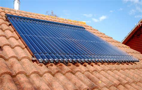 Solar Heating Drapes - solar thermal renewable energy information yougen