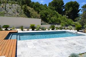 Photo D Amenagement Piscine : am nagement paysager contemporain de jardini res autour d ~ Premium-room.com Idées de Décoration