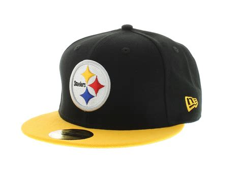 what are the steelers colors pittsburgh steelers nfl 59fifty craniumfitteds
