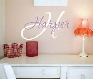 nursery names on wall thenurseries With nice wall letter decals for nursery