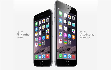 the new iphone 6 meet the new iphone 6 and iphone 6 plus