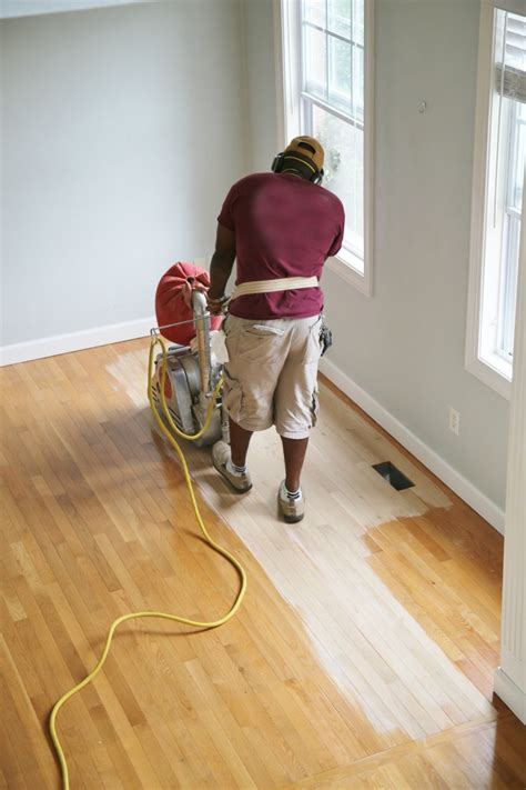 Insight And Tips For Refinishing Hardwood Floors Sand