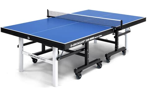 dunlop ping pong table table ping pong dunlop les foulees de las fas