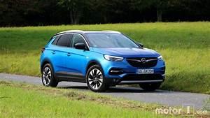 Suv Opel Grandland : essai opel grandland x suv de bonne famille ~ Medecine-chirurgie-esthetiques.com Avis de Voitures
