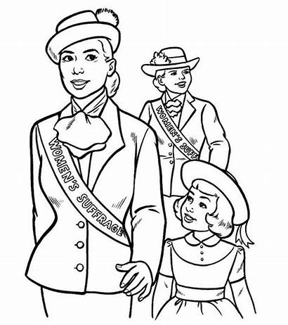 Coloring Pages Colouring Sheets International Truth Sojourner
