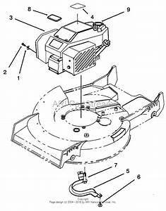 Toro 20438  Lawnmower  1993  Sn 39000001