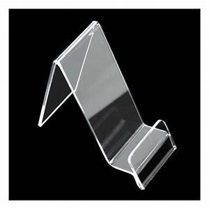 Meuble Plexiglas Transparent : chevalet de pr sentation en plexiglass pr sentoir transparent ~ Edinachiropracticcenter.com Idées de Décoration