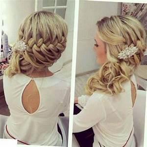 Coiffure Mariage Invitée : coiffure invit mariage coiffure cheveux tres court ~ Melissatoandfro.com Idées de Décoration