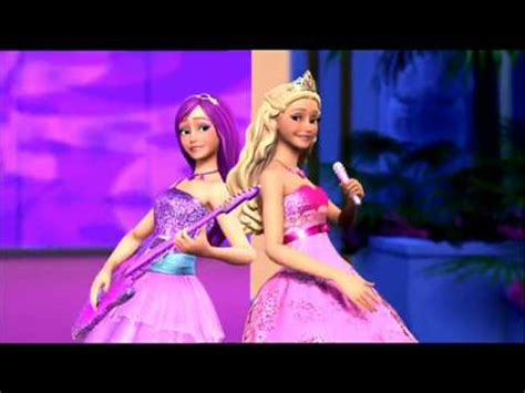 anime streaming with autoplay to be a princess to be a popstar barbie karaoke