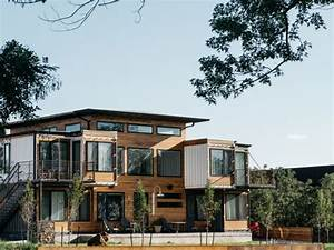 Multi-generation, Container, Home, Built, From, Scratch
