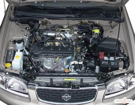 2001 Nissan Sentra Gxe Engine by Fotos 2001 Nissan Sentra Im 225 Genes 2001 Nissan Sentra