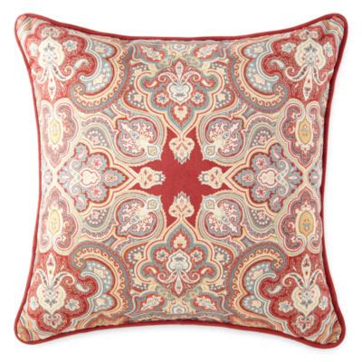 jcpenney decorative pillows jcpenney home marakesh square decorative pillow jcpenney