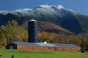 Vermont Fall Scenery