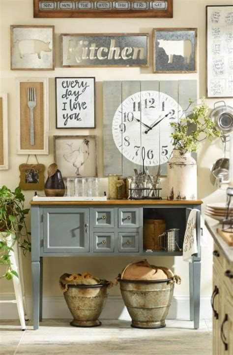 Luckily, there are tons of small kitchen ideas that maximize storage and efficiency. 27 Best Country Cottage Style Kitchen Decor Ideas and Designs for 2020