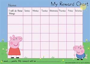 Printable Potty Chart For Toddlers Free Peppa Pig Reward Chart Toddler Reward Chart
