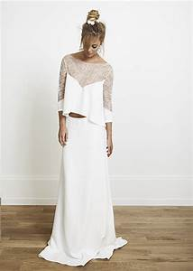 top of the crops crop top wedding dresses 2015 With crop top wedding dress