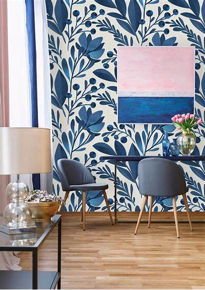 Peel Stick Removable Floral Self Pattern Adhesive