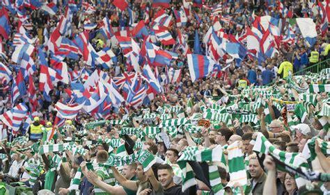 Celtic 51 Rangers Old Firm Arrests Down Despite Gers