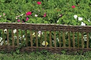 Bordure De Jardin : bordure jardin installer des bordures de jardin ~ Melissatoandfro.com Idées de Décoration