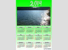 2014 Calendar Free Stock Photo Public Domain Pictures